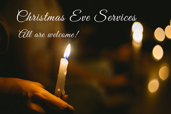 Christmas Eve Services 2019