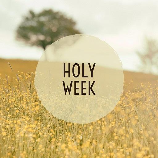 Holy Week 2017