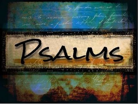 Applying the Psalms to Life